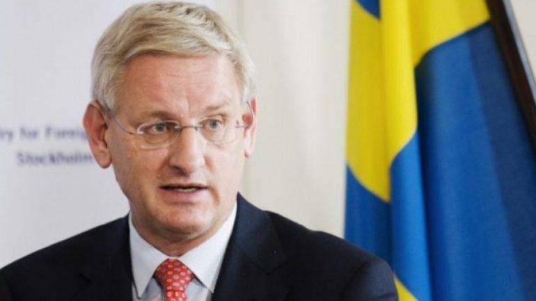 Carl Bildt Sot Kemi Arsye T I Ndjekim Zgjedhjet N Euml Kosov Euml Hd 780x439