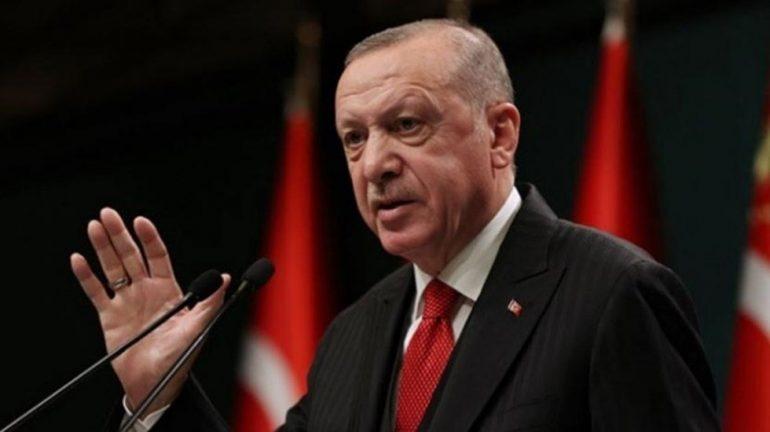 Cumhurbaskani Erdogan 4 Ismi Gorevden Aldi