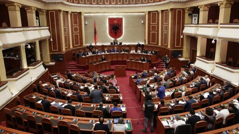 Kuvendi I Shqiperise