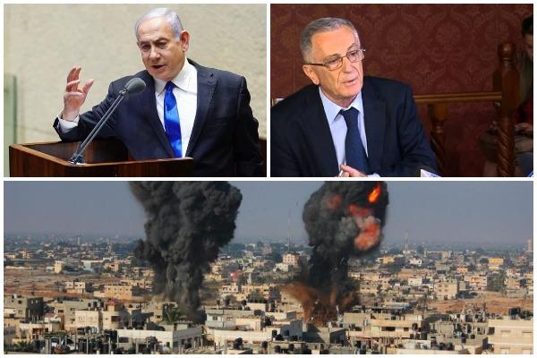 Netanjahu Dervishi Izrael Palestine