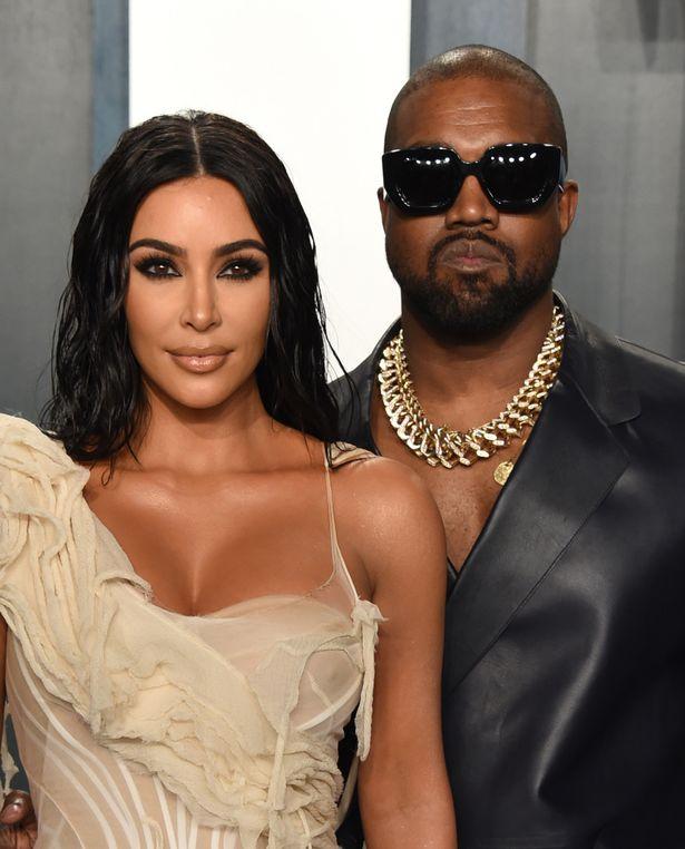 1 File Kim Kardashian And Kanye West Reportedly Divorcing