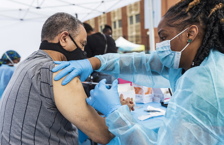 Covid 19 Vaccinations In New York