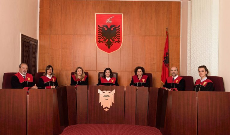Gjykata Kushtetuese E Re