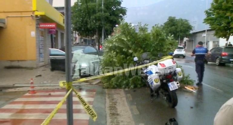 Aksident Ne Tirane 1