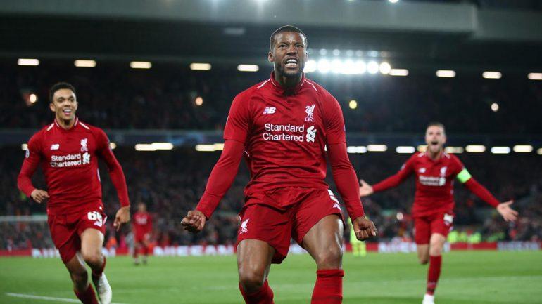 Liverpool V Barcelona Uefa Champions League Semi Final: Second Leg