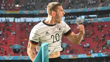 Robin Gosens Portugal Vs Germany Euro 2020 905ry04yy4j11vcgeibrskc66