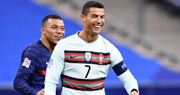 Ronaldo Mbappe