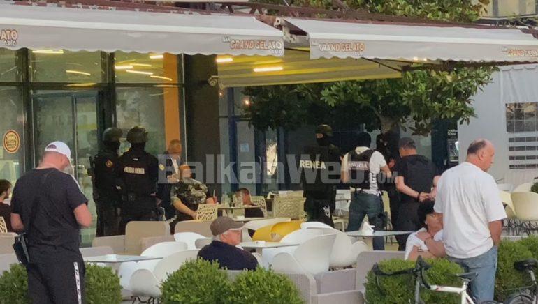 Vlore Aksion Policia 3