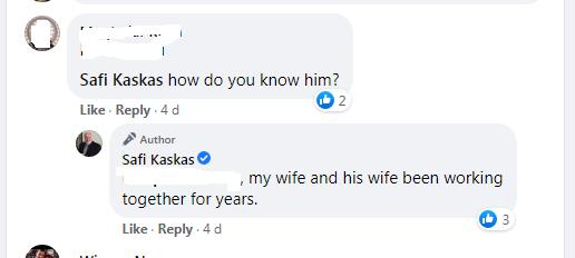 Kaskas Koment