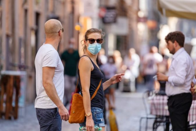 Covid 19 Latest News Italy To Drop Outdoor Mask Wearing Rule From 28 June