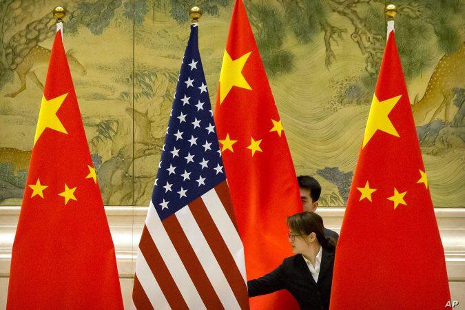 China Us Trade Talks