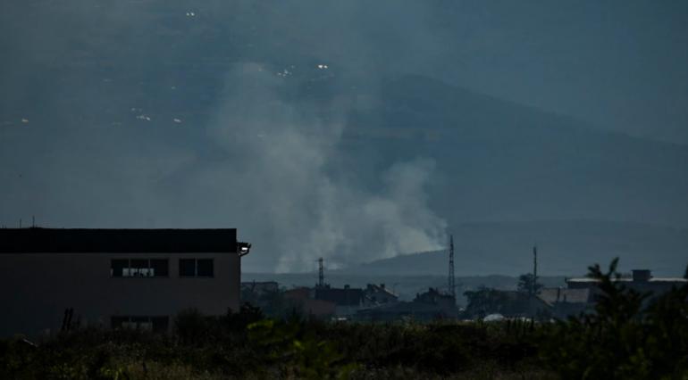 Kosove Zjarre
