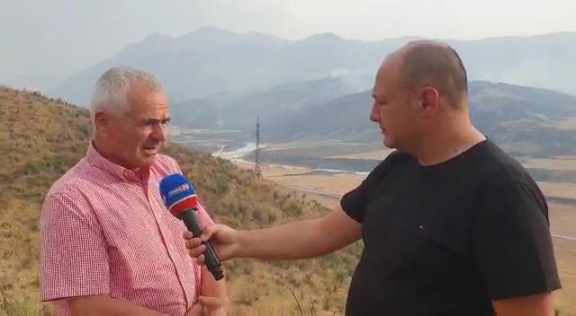 Enrik Mehmeti Intervista