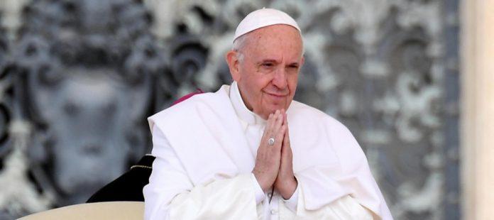 L Papa Francesco Non Cedere Alla Paura Dei Migranti O Si Diventa Razzisti Hcnd 696x310 1