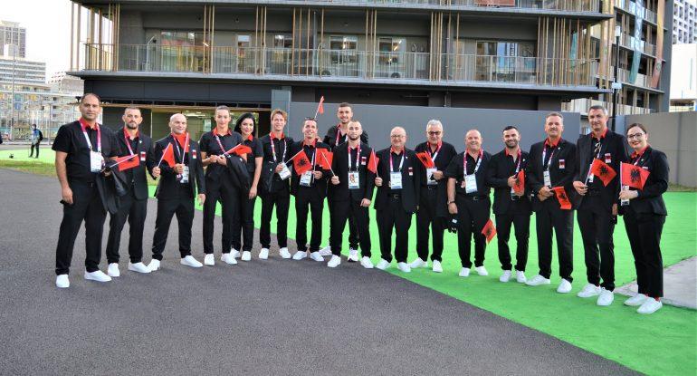 Sportistet Shqiptare