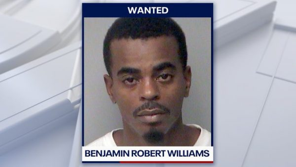 Wanted Shooting Suspect