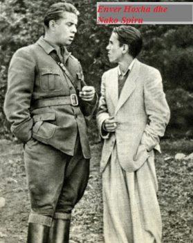 Enver Hoxha Dhe Nako Spiru