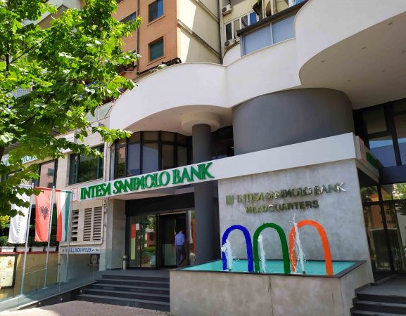 Intesa Sanpaolo Bank Albania Headquarters (1)