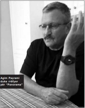 Agim Pacrami