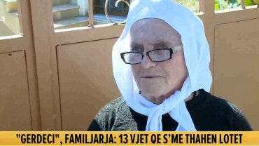 Gerdeci Flet Gjyshja Nene Zymbylja