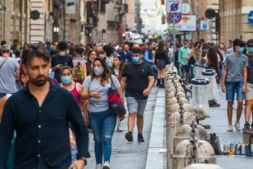 Italy Records Seven Month Low In Daily Covid 19 Deaths