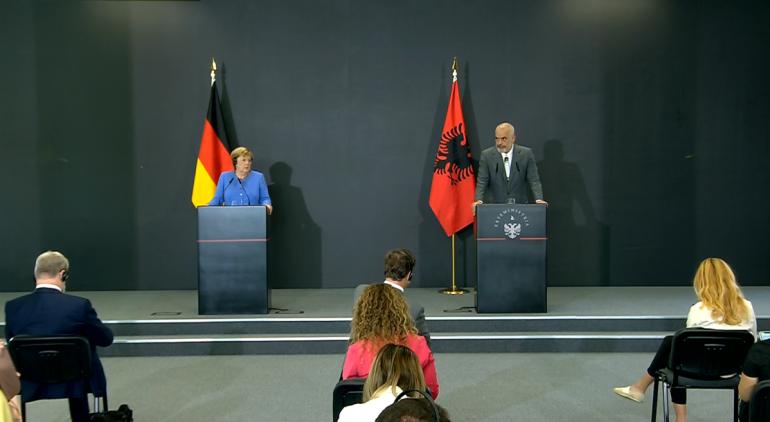 Merkel Rama A