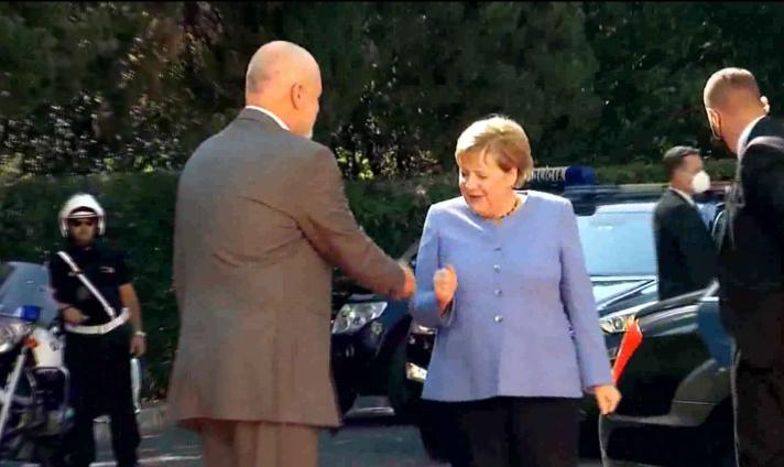 Merkel Ramaa