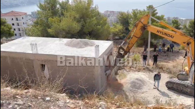 Ppolicia Aksion En Ksamil