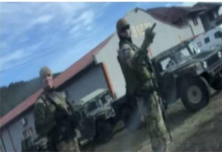 Ushtari I Kfor