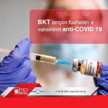 Vaksinimi Anti Covid 19