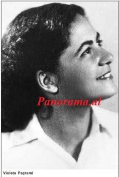 Violeta Pacrami