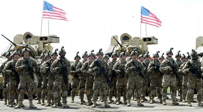 Ushtaret Amerikane Ne Kosove