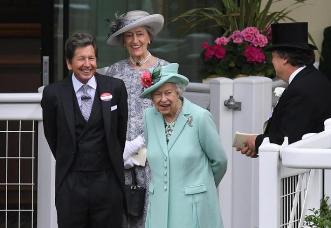 Queen Elizabeth Ii Attends Royal Ascot Horse Race Event