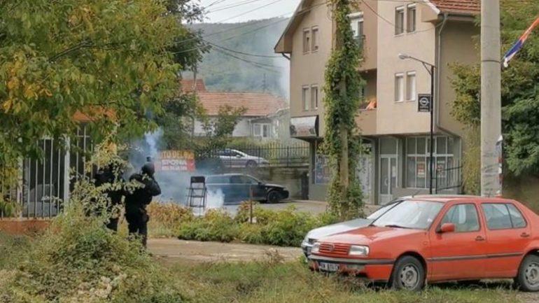 Kosove Veri Tensione