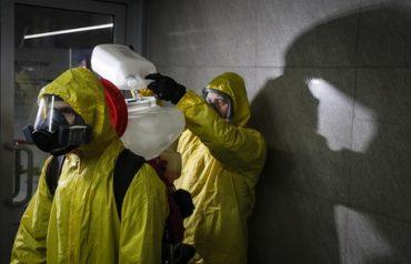Covid 19 Pandemic In Russia