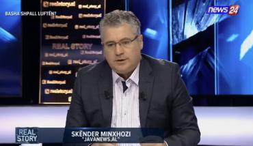 Minxhozi